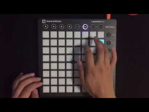 【Dubstep】Spag Heddy - Freak it(vip) 【Launchpad cover】