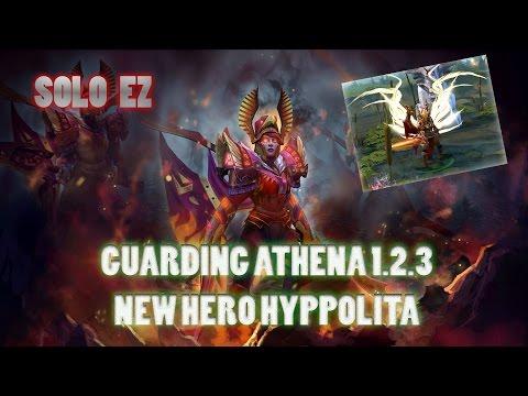 GUARDING ATHENA 1 2 3 SOLO NEW HERO HIPPOLYTA