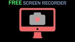 Installer et exploiter le logiciel de capture vidéo gratuit iSpring Free Cam Recorder