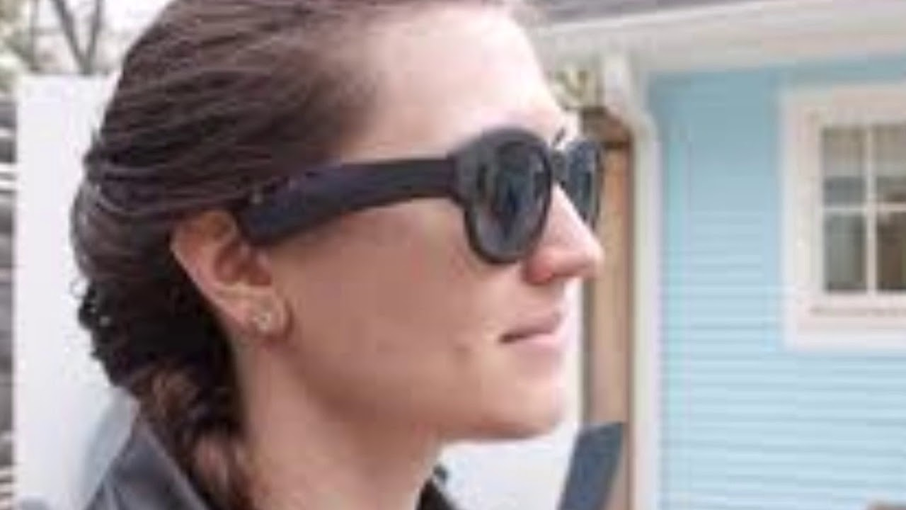 e09265e7df Bose AR audio glasses - YouTube
