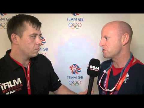 MATT HOLT (TEAM GB BOXING MANAGER) INTERVIEW FOR iFILM LONDON / TEAM GB PRESS CONFERENCE