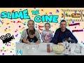 SLIME DE CINE!! Slime con PALOMITAS y REFRESCOS!! SODA SLIME|| Enredos en Familia