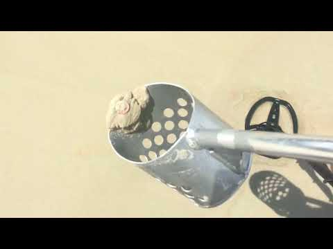 Ormond Beach Florida metal detecting. Silver, gold and HUGE diamond found