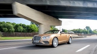 2015 Bentley Continental GT Convertible - Overview & Test Drive