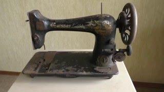 видео Швейная машинка Зингер | Модели швейных машин Singer выпуска 90-х годов