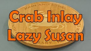 Making A Lazy Susan Using Cnc; Andrew Pitts-furnituremaker