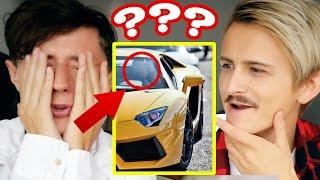 Welchem YouTuber gehört dieses Auto?! | mit Sascha thumbnail