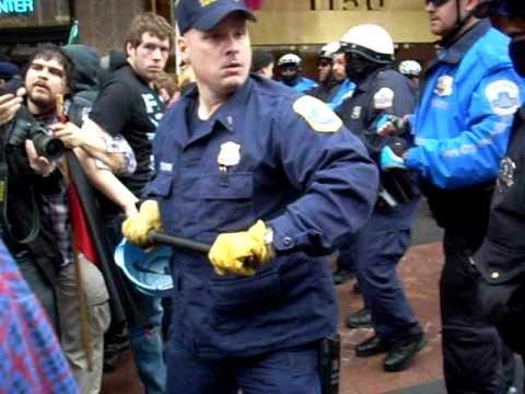 Funk the War and Metropolitan Police Department