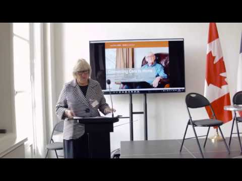 Donna Ladouceur - Connecting Care to Home (CC2H)