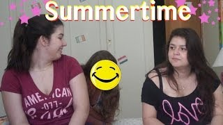 Summertime - Fanfic Indica