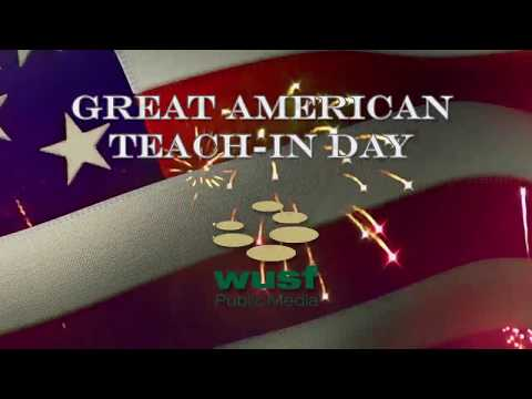 WUSF Public Media - Great American Teach In 2017