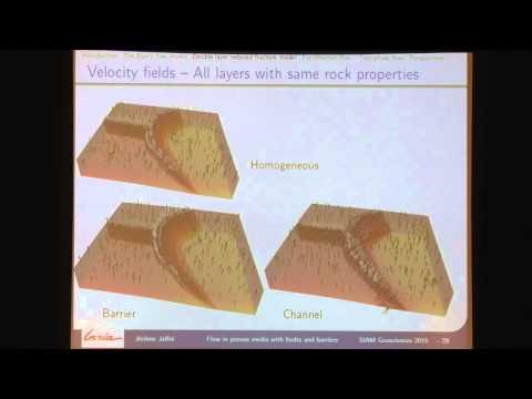 Discrete Reduced Models for Flow in Porous Media