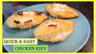 CHICKEN KIEV || COOK WITH ME || SLIMMING WORLD || EASY QUICK RECIPE