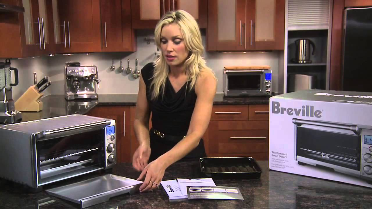 unboxing breville bov650xl compact smart oven - Breville Oven