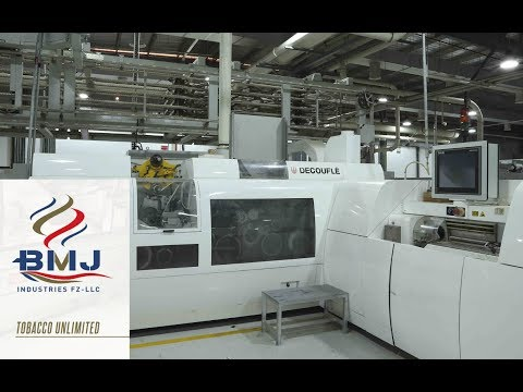 BMJ Industries Factories in UAE