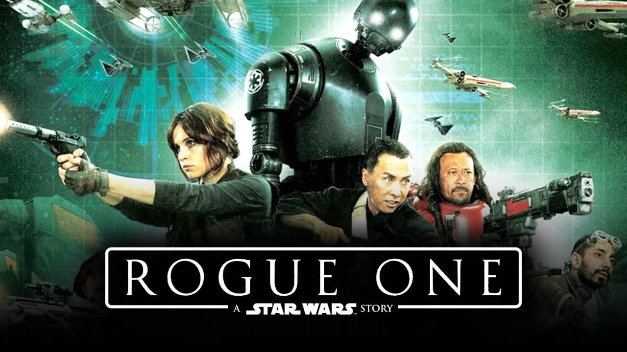 soundtrack star wars anthology  rogue one  theme music