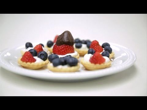 Quick & Easy: Mini Fruit Tarts