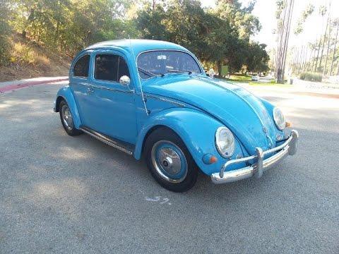 1956 Volkswagen Beetle. WHATS IT WORTH???