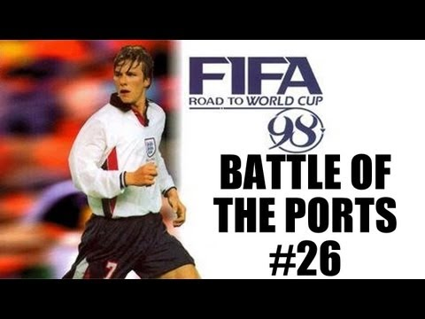 Battle Of The Ports HD #26 (Fifa Road To World Cup 98)