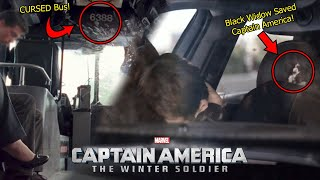 I Watched Captain America: The Winter Soldier in 0.25x Speed & Here's What I Found