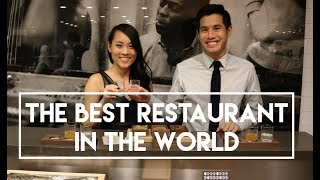 I Tried the Best Restaurant in the World
