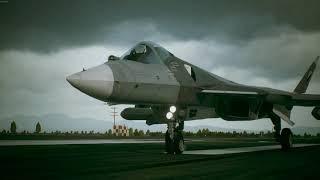 【1080P 60FPS】皇牌空战7 SP任务2 - Anchorhead Raid 普通难度娱乐局