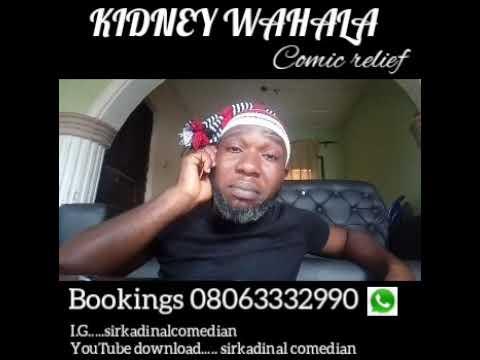 Sir Kadinal Comedian