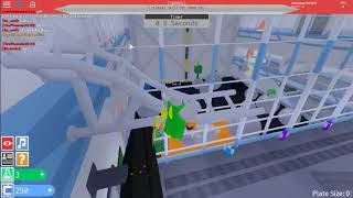 Playing roblox lab experiment