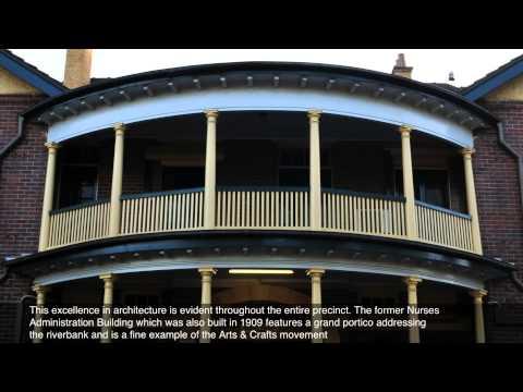North Parramatta Government Precinct (Fleet Street Heritage Area)