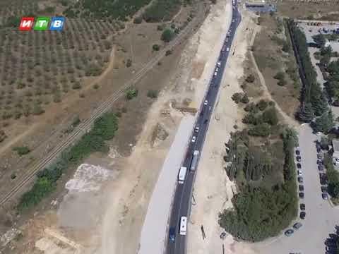 ТРК ИТВ: Трасса Таврида  готова на 95 процентов