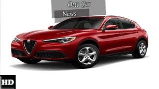 Hot News !!! 2018 Alfa Romeo Stelvio Quadrifoglio SUV