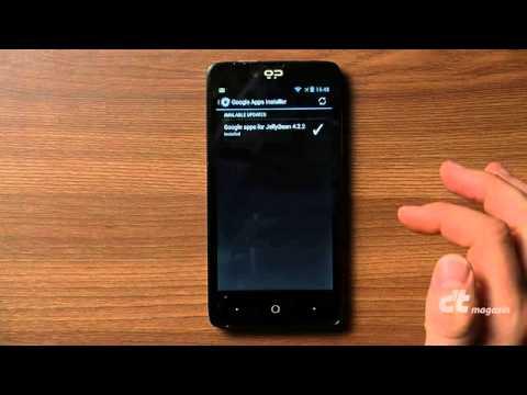 Geeksphone Revolution mit Android und Firefox OS