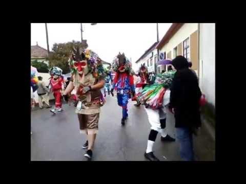 Cardadores (Diabos tradicionais do Vale de Ílhavo, Aveiro) 2014