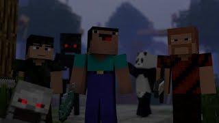 🏴☠️ Death Tag (Minecraft Animation) [Mineplex]