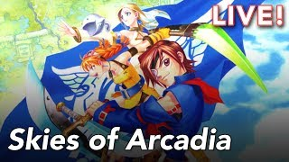 Heather returns to her playthrough of Skies of Arcadia. There's gia...