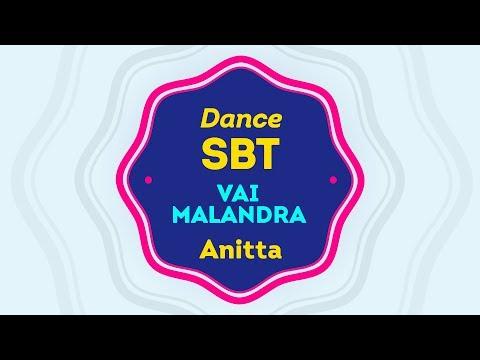 Aprenda A Dançar O Hit Vai Malandra | Dance SBT