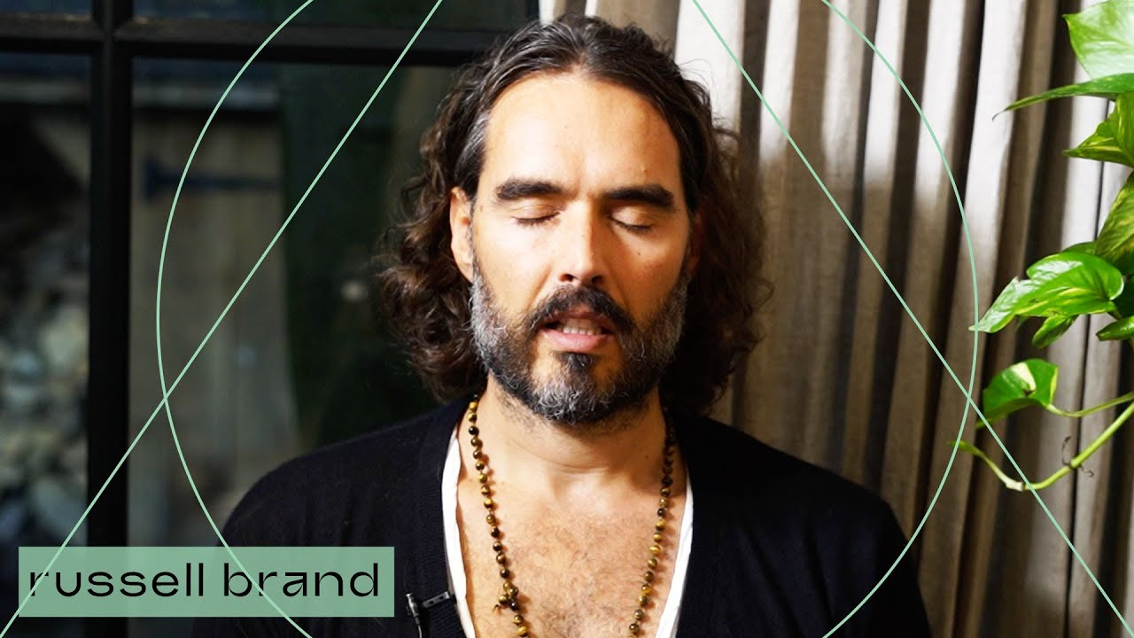 A Guided Meditation for Anxiety | Russell Brand