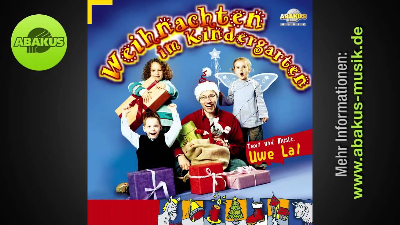Uwe Lal - \'Heute kommt der Nikolaus\' aus Weihnachten im Kindergarten ...
