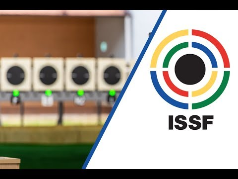 25m Pistol Women Final - 2018 ISSF World Cup Stage 2 in Changwon (KOR)