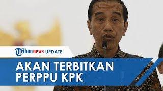 Setelah Terima Tuntutan Mahasiswa Presiden Jokowi Melunak, Pertimbangkan untuk Terbitkan Perppu KPK