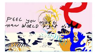Spinning Coin - Feel You More Than World Right Now