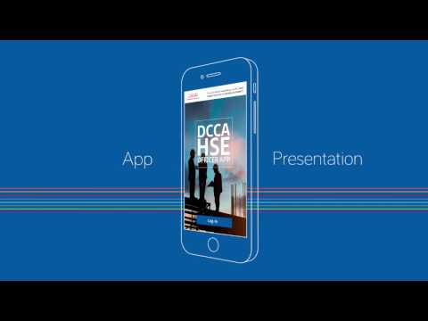 DCCA HSE Officer App Introductory Video