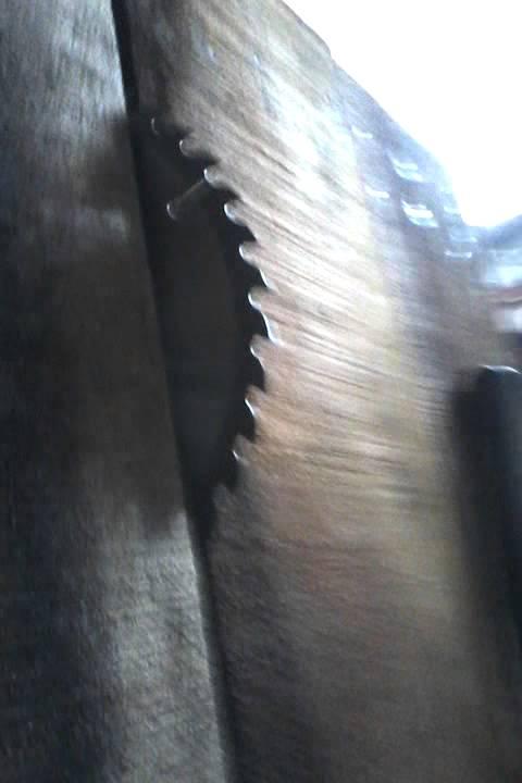 Angle Grinder Table Saw
