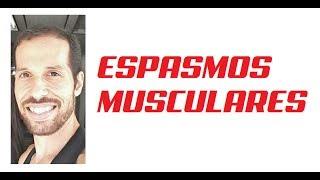 No pescoço para exercício espasmo muscular
