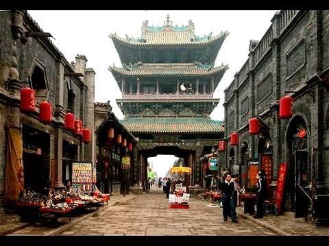 Pingyao, la cité fortifiée la mieux préservée de Chine!