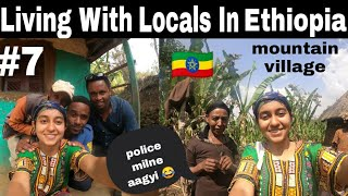HOW LOCALS OF ETHIOPIA TREATS INDIAN 🇪🇹🇮🇳 | Woleta Tribe