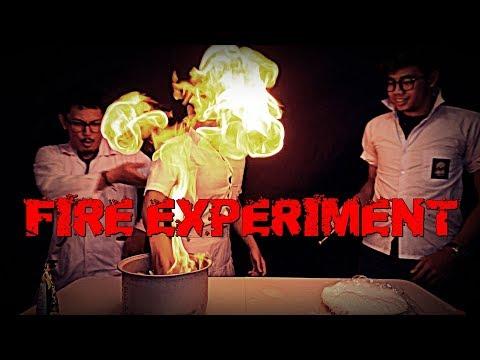 BAHAYA!! KEBAKARAN!!  Sains Experiment  SOD NGE  SEX #5