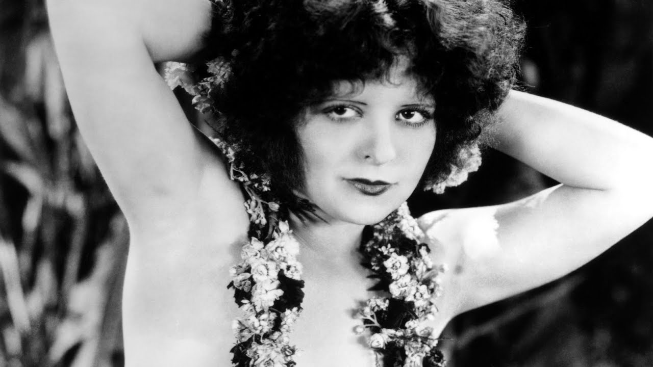 clara bow it movie