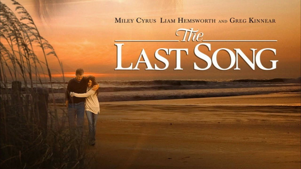 The Last Song Movie Poster Youtube