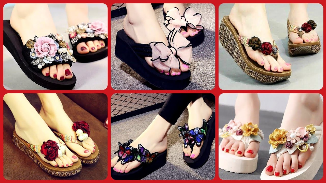 beautiful sandal design For Girls New